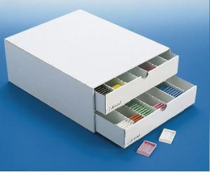 Filing cabinet for cassettes, Q Path®
