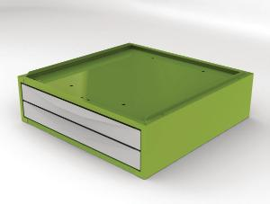Storage drawers, Q Path®