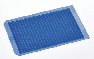 Microplate sealing mats, blue, WebSeal
