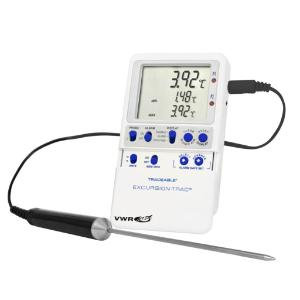 Data logging thermometers, Traceable® excursion trac