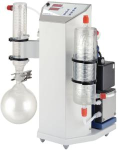 Vacuum system for evaporation and solvent recovery, VP 10 Autovac