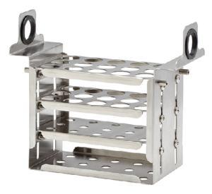 Test tube racks for VWR heating and cooling circulators
