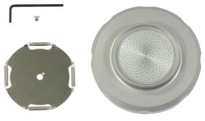 Set for 60 mm Rodac plates, includes holder and cover